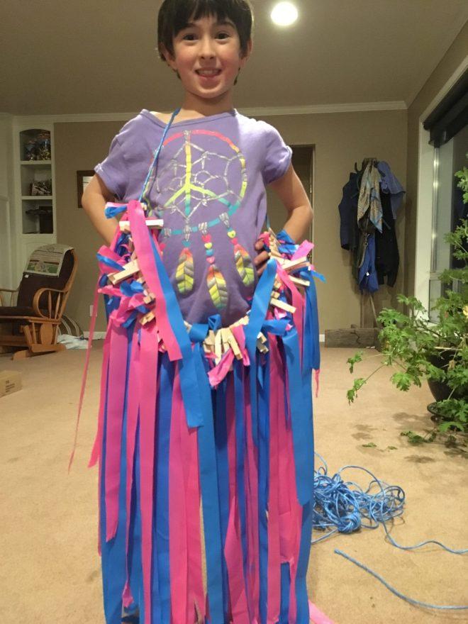 Rocky trail ribbon princess