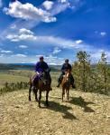 Happy trail riders